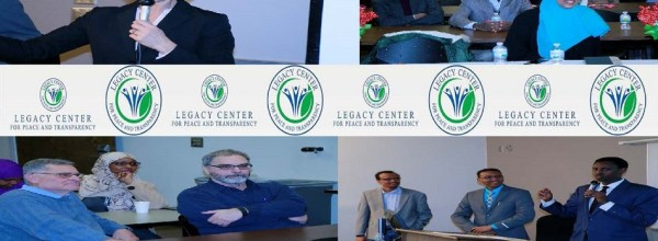 LEGACY CENTER 2016 ANNUAL CONFERENCE SUMMARY